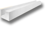 Ytong - UPA profil pre zhotovenie vencov a prekladov