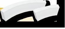 Ytong – obloukové segmenty