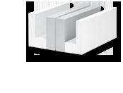 Ytong - U profil pre zhotovenie vencov a prekladov